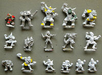 Citadel GW Blood Bowl Selection ELF • ORC • WEREWOLF • HALFLING • DWARF • GOBLIN