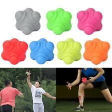5pcs Mixed Color Sports Speed Agility Training Baseball Reflex Reaction Balls Us