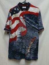 Patriotic Shirt - Boca Classics - Size Small