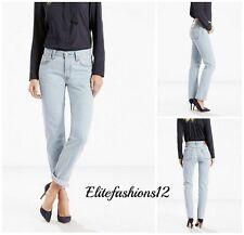 Levi's Womans 501 Boyfriend Jeans Brave Daylight Size 27 x 32 Style # 125010243