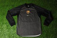 BARCELONA BARCA SPAIN 2000/2001 FOOTBALL SHIRT JERSEY GOALKEEPER NIKE ORIGINAL