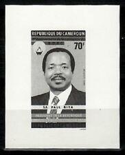 Photo Essay, Cameroon Sc819 President Biya.