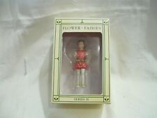 Flower Fairies - Strawberry Fairy- Collection Cicely Mary Barker w/ Box