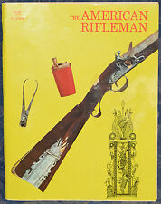 Vintage Magazine American Rifleman, JUNE 1973 !!SMITH & WESSON Model 59 PISTOL!!