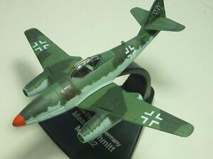 Messerschmitt Me262A Heinz Bar Luftwaffe Atlas Diecast 1/72 display model