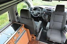 VW Bus T6 Drehkonsole neu Fahrer- oder Beifahrerseite ! Sportscraft Drehsockel !