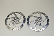 Pair TRP Rotor 160mm for MTB Road Bike Disc Brake Spyre HY/RD Quadiem 6 bolt