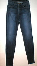 New J Brand Womens Jeans Skinny Distressed 24 Designer Soft USA