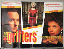 Cinema Poster: GRIFTERS, THE 1990 (Quad) Anjelica Huston John Cusack