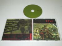 Live ‎– Throwing Copper/Radioactive Wheel 10997 CD Album