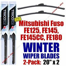 WINTER Wiper Blades 2pk fit 2009-2011 Mitsubishi Fuso FE-Series - 35200x2