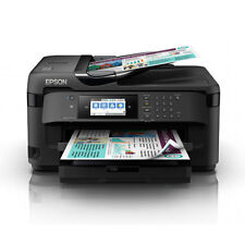 Impresora Multifunción Epson Workforce Wf-7710dwf