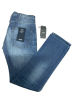 3Y6J45 jeans uomo ARMANI JEANS SLIM FIT 6D14Z blue denim LISTINO 180,00!