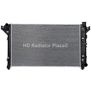 Radiator For 94-01 Dodge Ram Pickup Truck 1500 2500 3500 3.9L 5.2L 5.9L V6 V8