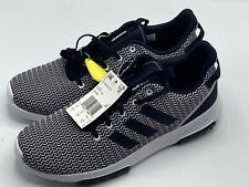 Adidas Mens Size 10.5 DA9305 CF Racer TR Shoes  White/Black/White - New