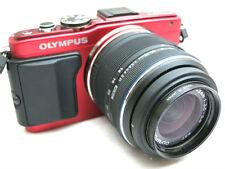 Olympus PEN mini E-PL6 Digital Camera w. 14-42mm lens digital camera kit *red