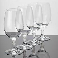 4 Biertulpen Biergläser Schott-Zwiesel Florida Lilia matt Glas Vintage K91
