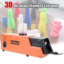 3D Desktop Filament Extruder Machine 3D Printing Extruder 3D Filament Maker