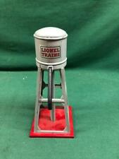 Lionel Pre-war #93 Gray Water Tank (not Included) Silver PRE-TRIMMED Decal