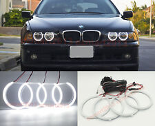 For BMW E39 M5 LCI post facelift 2001 2002 2003 Cotton LED Angel Eyes Halo Rings