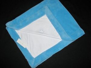 """NWT Le Top Baby Toy Zoo  Double Sided Crib Blanket 30"""" X 36"""" $42 Gorgeous"""