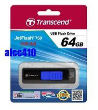 Transcend 64GB 64 G GB USB3.0 JetFlash 760 JF760 USB Drive Flash Retail Sydney