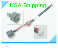 DC Power Jack in cable harness for Toshiba Satellite A500 A505 6017B0196201