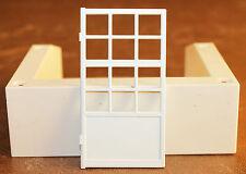 Playmobil pièce détachée porte blanche banque western house 3421 3422 ref bb