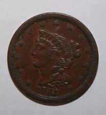 1851 US Half Cent R36