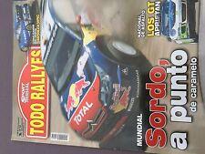 MAGAZINE TODO RALLYES  N°94 RALLY WRC TURQUIE CITROEN LOEB ANNEE 2008 98 PAGES