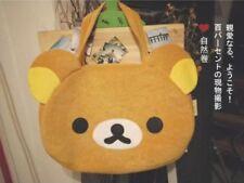Rilakkuma Bear San-X Handbag Shoulder Bag Plush Relax brown Bear Handbag