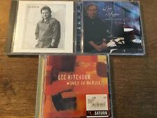 Lee Ritenour [3 CD Alben] Rio + World of Brazil + Smoke 'n' Mirrors