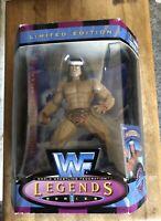 Jakks WWF Wrestling Legends Jimmy Superfly Snuka Limited Edition Action Figure