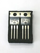 Lot of 2 NEW IRF International Rectifier IRFZ34N 29A, 55V N Channel Power Mosfet