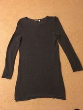 Mint Velvet Grey Knit Dress Tunic14