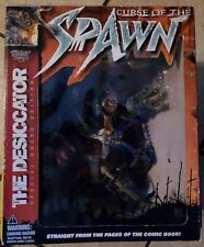 Mcfarlane Spawn Action Figure the Desiccator Special Boxed Edition Original