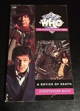 Dr Doctor Who 4th Dr Device of Death  MA #31 Virgin Books 1997