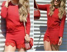 Zara Viscose Regular Size Jumpsuits & Playsuits for Women