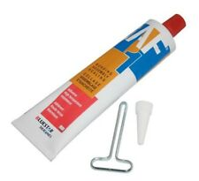 PATE A JOINT CAF 1 MOTEUR ROUGE TUBE 100G CAF1 - JOINT PASTE GASKET RED