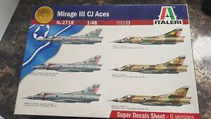 Italeri 1/48 Dassault Mirage III