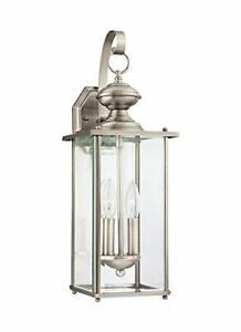Sea Gull Lighting 8468EN-965 Antique Brushed Nickel