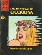 LAS AVENTURAS DE CICCIOLINA (Filippucci / Romanini / Ubaldi) - E.C.= 9/10