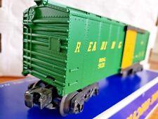K-Line Reading Railroad Stock Car 0 0-27 Scale RDG 5121