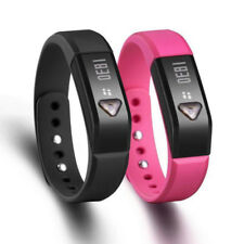 B54 Smartwatch Armband Puls Uhr Schrittzähler Sport Fitness Tracker IOS Android
