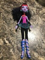 Monster High Doll Jane Boolittle 2013 First Wave