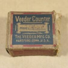 Veeder Counter - Vintage and in Box