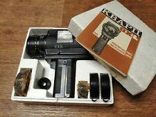 NEW! Cine Camera Quartz-8XL, USSR. 1985! FULL SET!