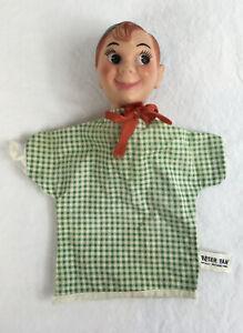 Vintage Walt Disney Production PETER PAN Hand Puppet Gund Mfg Co.