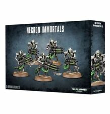 Necron Immortals (5) Warhammer 40k 49-10 - New in Box - FREE SHIPPING