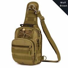 Men Shoulder Bag Messenger Bags Hamburg Chest Pack Military Tactical Bag